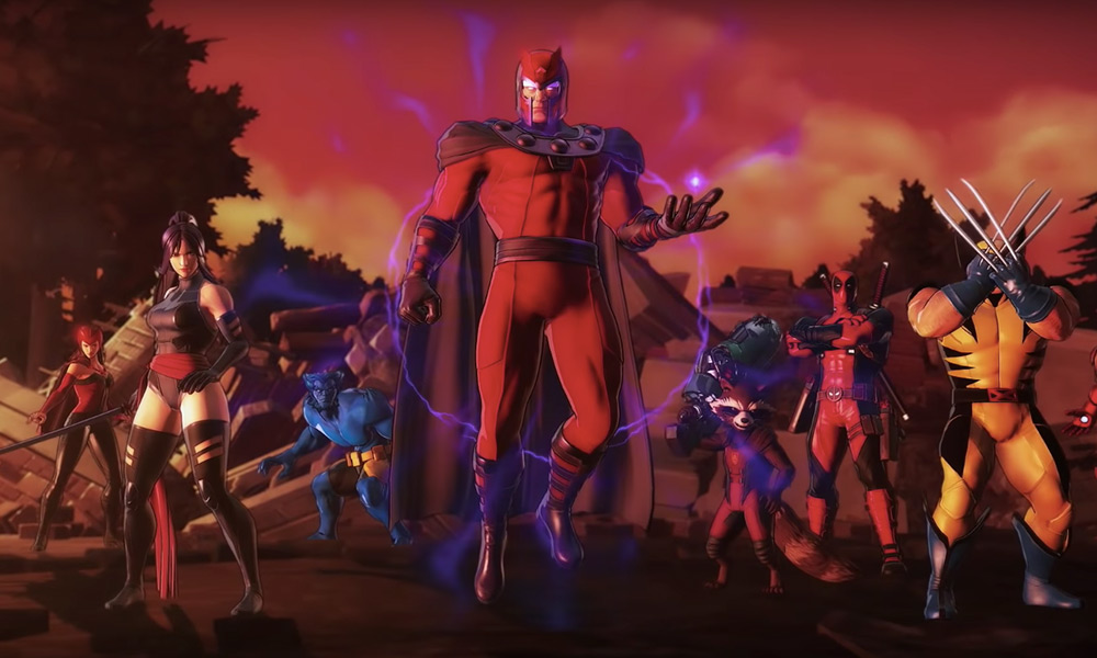Nuevo trailer de 'Marvel Ultimate Alliance 3'