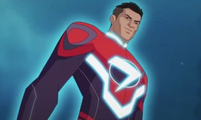 Cristiano Rolando como superhéroe