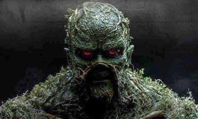 DC estrenará serie de 'Swamp Thing'