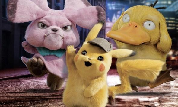 Secuela de 'Detective Pikachu'