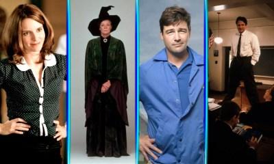 Maestros del cine y la televisión