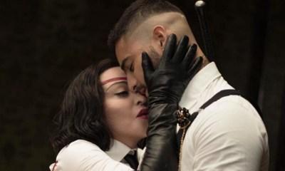 Madonna y Maluma en los BBMAs