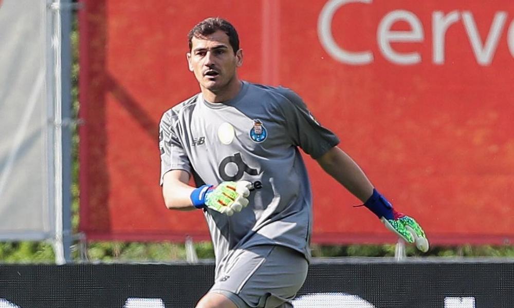 Iker Casillas sufre un infarto