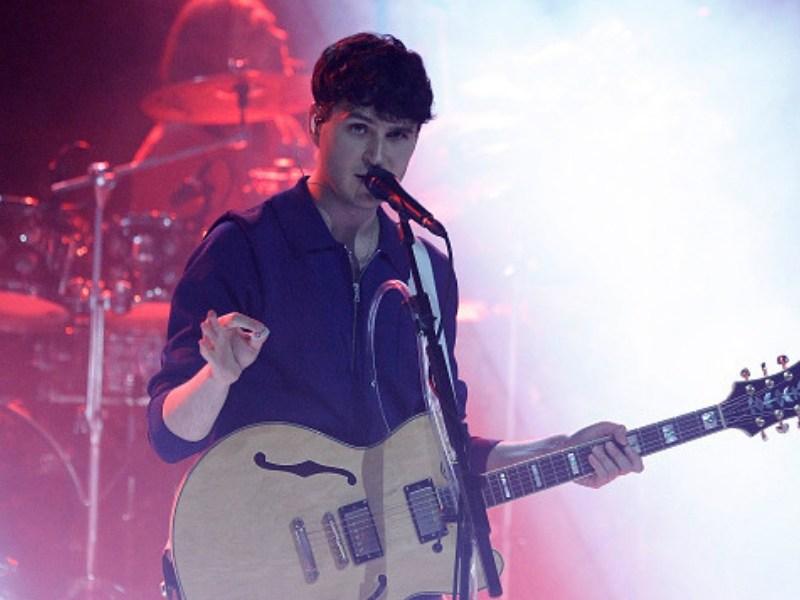 'Vampire Weekend' anunció conciertos