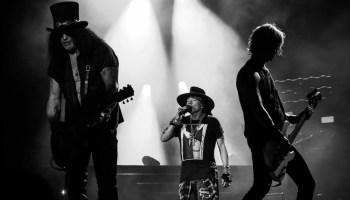 'Guns N' Roses' demandó
