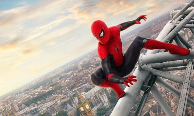 pósters individuales de 'Spider-man