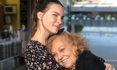 La abuelita de Belinda