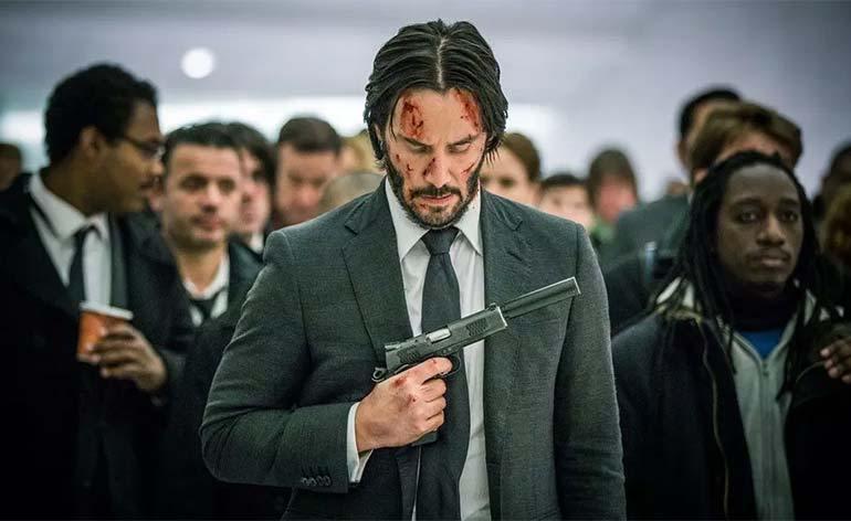 'Avengers' fueron derrotados por 'John Wick' en su primer fin de semana John-Wick-Chapter-3-Parabellum-trailer-online-Kung-Fu-Kingdom-770x472