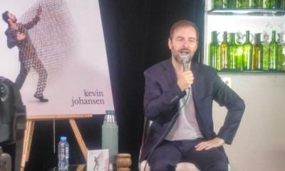 Kevin Johansen presentó 'Algo Ritmos'