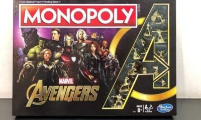 Monopoly de 'Avengers'