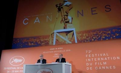nominados al Festival de Cannes 2019