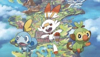 Nuevos avances de los juegos de 'Pokémon'