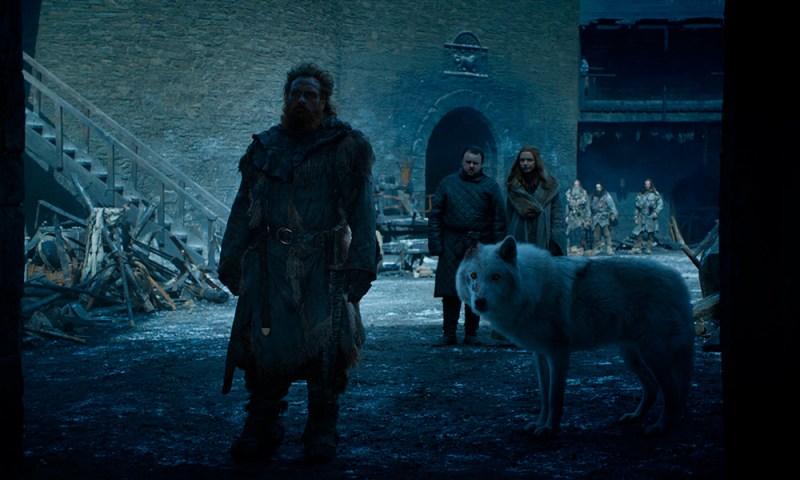 Cuarto capítulo de la última temporada de 'Game of Thrones': 'The Last of The Stark' The-Last-of-The-Starks-10