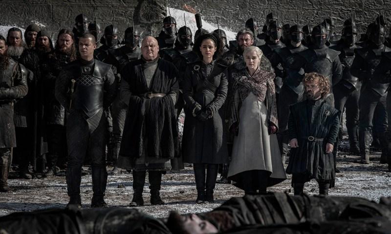 Cuarto capítulo de la última temporada de 'Game of Thrones': 'The Last of The Stark' The-Last-of-The-Starks-Pre-02