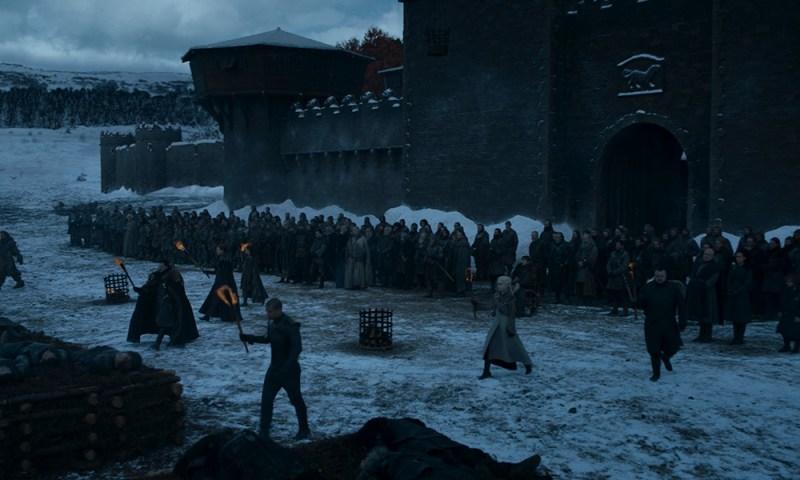 Cuarto capítulo de la última temporada de 'Game of Thrones': 'The Last of The Stark' The-Last-of-The-Starks-Pre-05