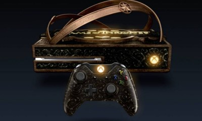 Xbox con diseños de 'Game of Thrones'