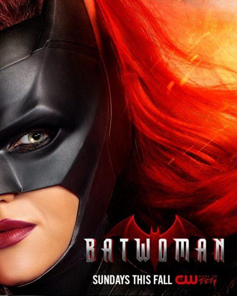 Desde 'Gotham' llegan las nuevas imágenes y póster de 'Batwoman' bwn-keyart-1-1171227