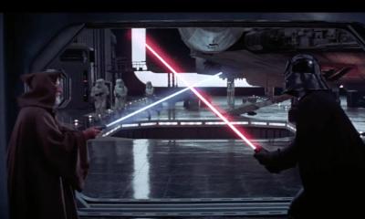 'Darth Vader vs Obi-Wan Kenobi'