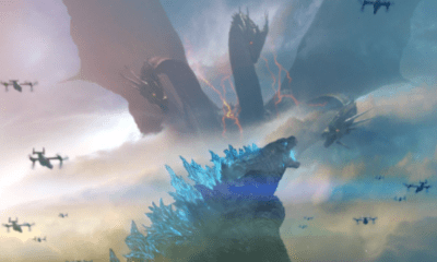 Pósters de 'Godzilla: King Of The Monsters'
