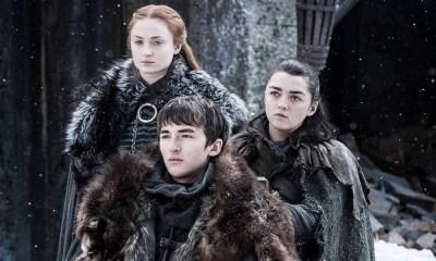 foto del elenco de 'Game of Thrones'