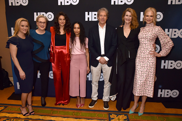 Llega la segunda temporada de 'Big Little Lies' con más mentiras gettyimages-1096287600-594x594