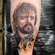 Estos son los tatuajes de 'Game of Thrones' que se hacen los fans images