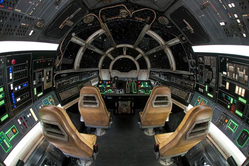 Revelan los primeros vistazos del parque 'Star Wars: Galaxy's Edge' star-wars-galaxy-edge-viviras-4