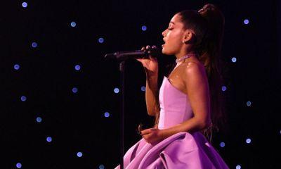 Ariana Grande lloró al recordar a Mac Miller