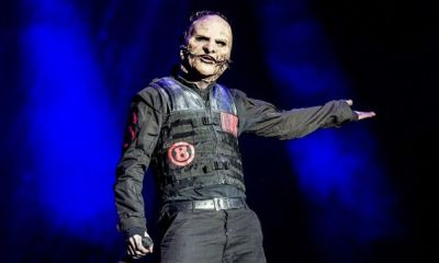 vocalista de Slipknot