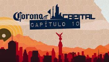 el cartel por día del Corona Capital