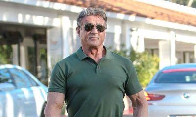 Sylvester Stallone prefiere ser estilista