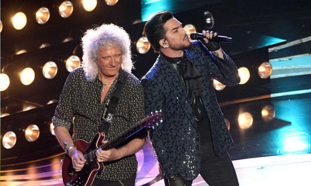 Brian May defiende a Adam