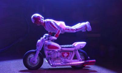 'Duke Caboom' salió en 'Los increíbles 2'