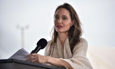 Angelina Jolie está enferma