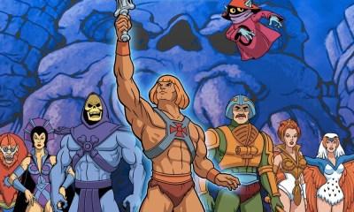 Primer póster de 'Masters of the Universe'