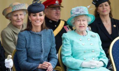 Enfermedad de la reina Isabel y Kate Middleton