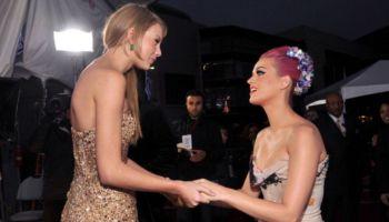 Katy Perry y Taylor Swift se reconcilian