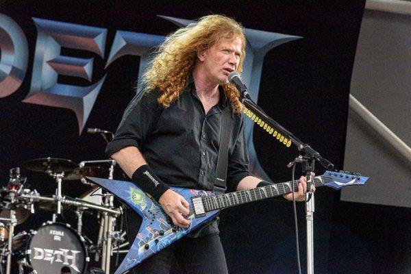 Dave Mustaine tiene cáncer de garganta. ¿Qué será de Megadeath? Megadeth-COA-91-600x400