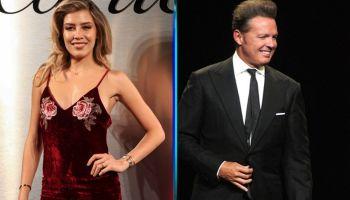 Luis Miguel y Michelle Salas están más lejanos