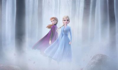 Primer póster de 'Frozen II'