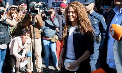 Shakira afirmó que no tiene deuda