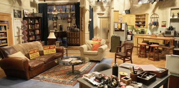 Ahora podrás visitar el set de 'The Big Bang Theory' en tus vacaciones Sheldons-Apt-BigBangTheory-1024x682-600x294