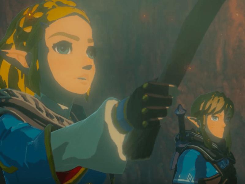 Secuela de 'Legend of Zelda: Breath of the Wild'