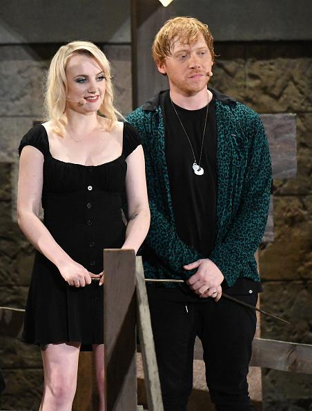 Actores de 'Harry Potter' se reunieron para inaugurar una nueva atracción gettyimages-1155356014-594x594