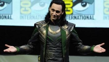 primera imagen de la serie de Loki