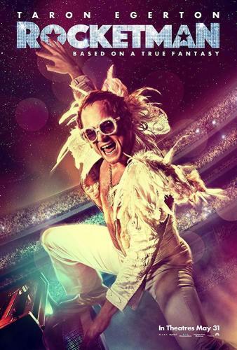 'Rocketman' vs 'Bohemian Rhapsody': ¿quién contó mejor la historia? rocketman-913360045-large-338x500