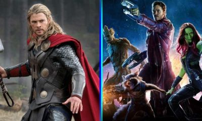 'Thor' en 'Guardians of the Galaxy