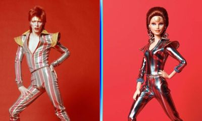 Barbie inspirada en David Bowie