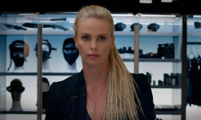 Charlize Theron es productora de Hyperdrive