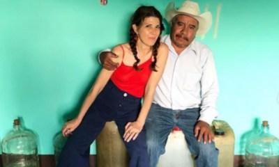 'tía May' en México